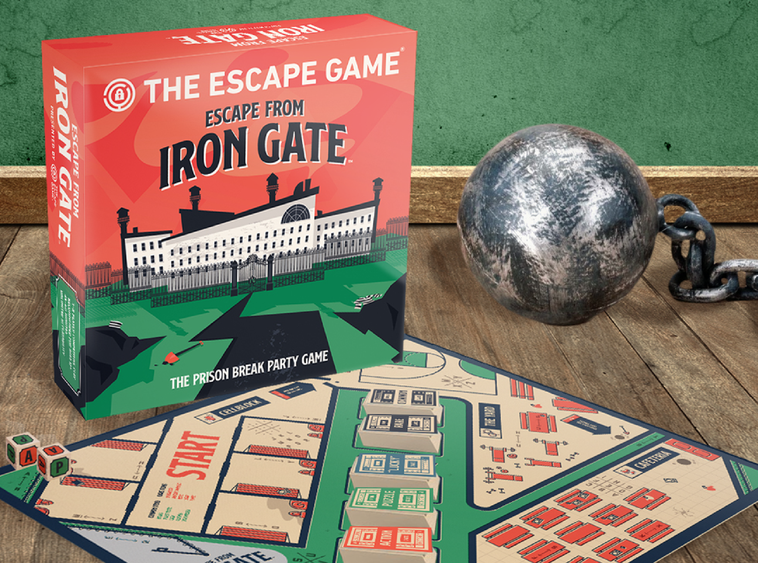 Teg At Home The Escape Game