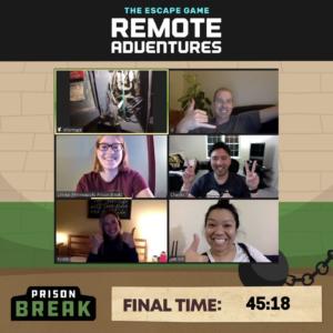 Step 4 - Play Remote Adventures