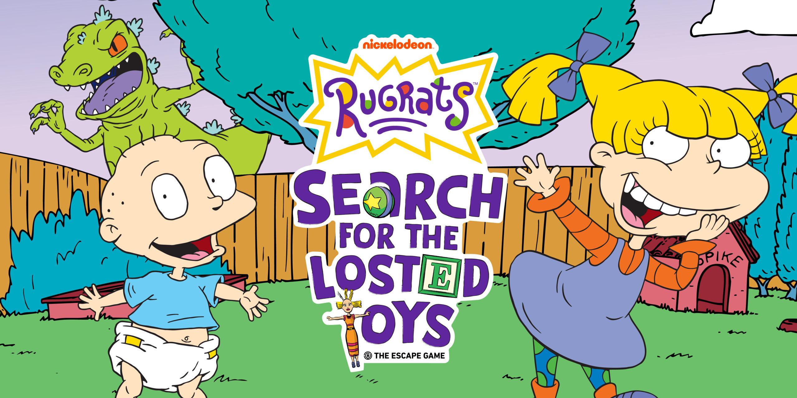 Rugrats Remote Adventure