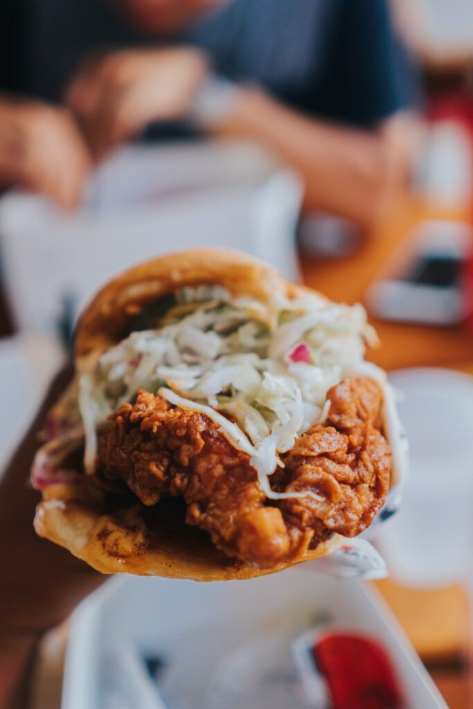 Eating hot chicken is a unique thing to do in Nashville